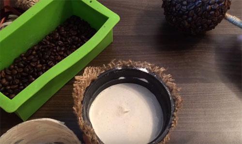 Как сделать кофейное дерево своими руками: 7 мастер-классов изготовления и декорирования топиария