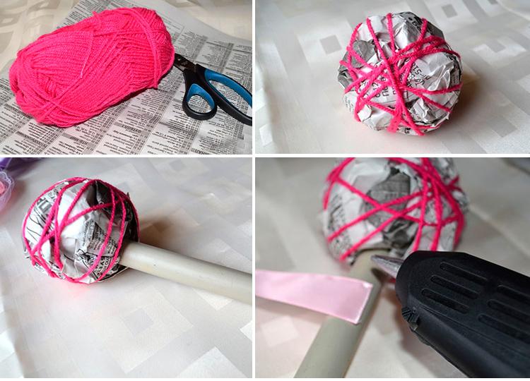 Как сделать топиарий из атласных лент своими руками: пошаговые мастер-классы с фото и видео
