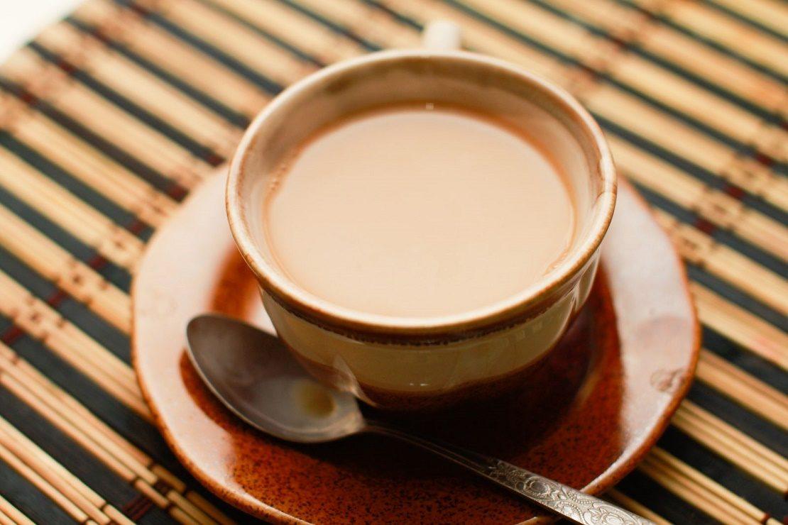 Чай с молоком – долой 2 кг за день