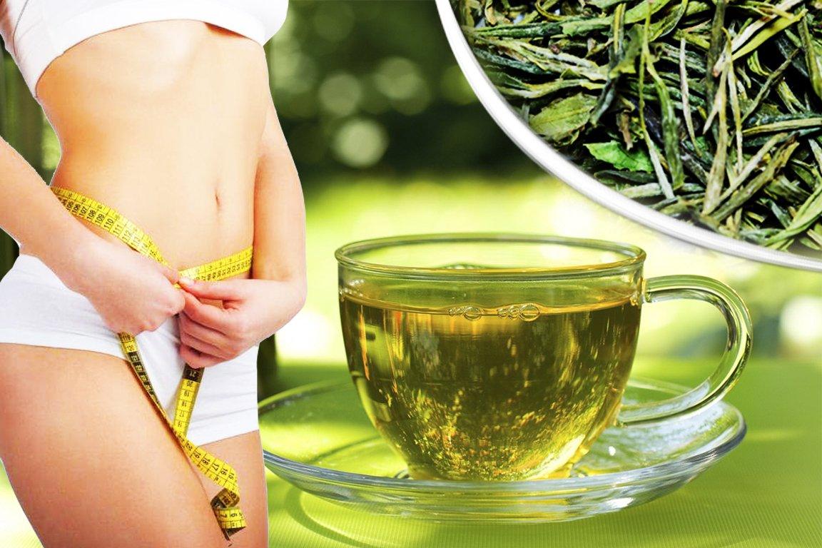 Похудеть на чаях