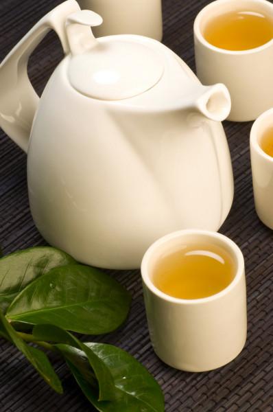Китайская диета на чае
