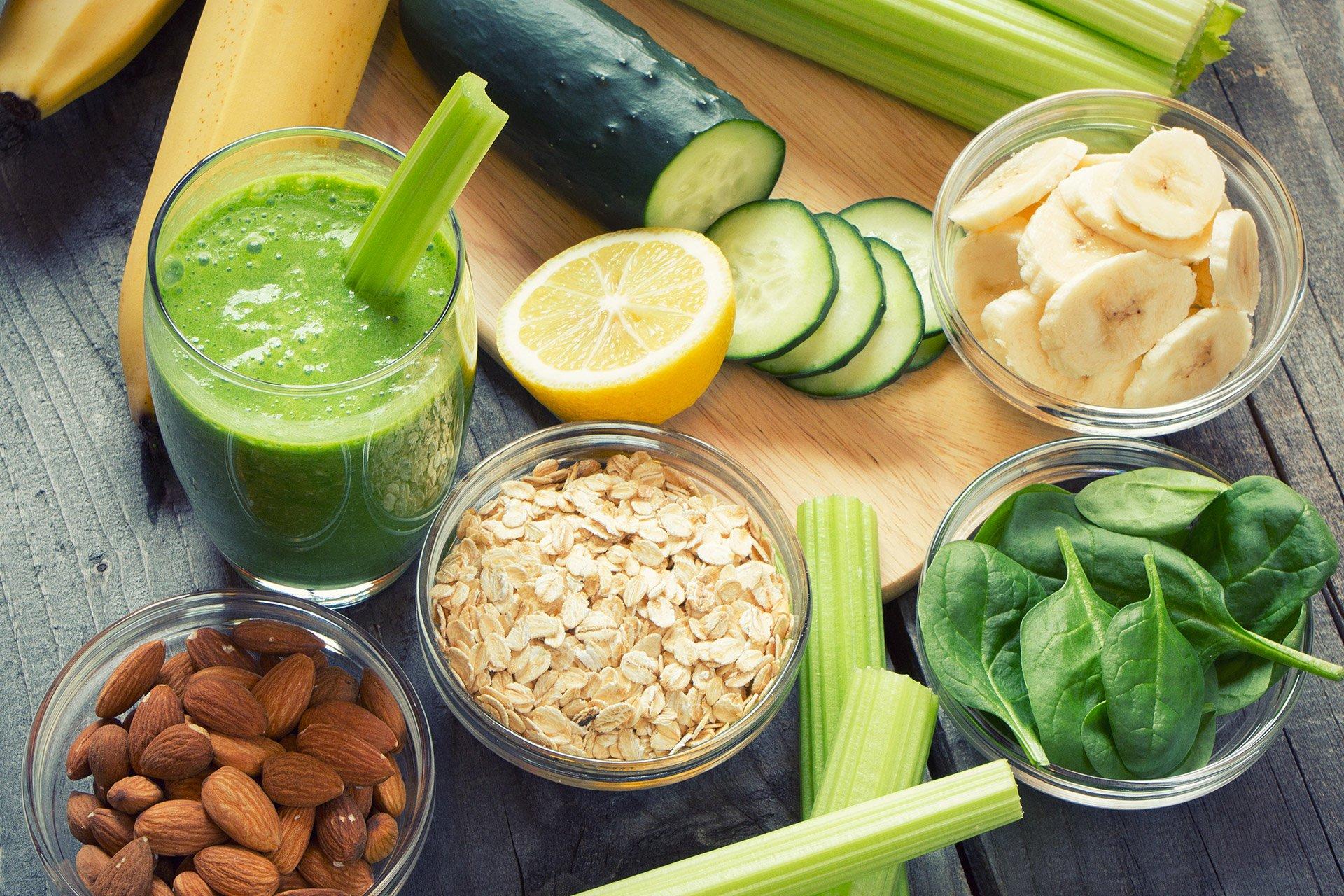 Какие продукты лучше помогают похудеть