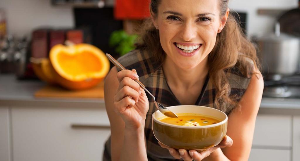 Как легко и быстро похудеть на белковом супе