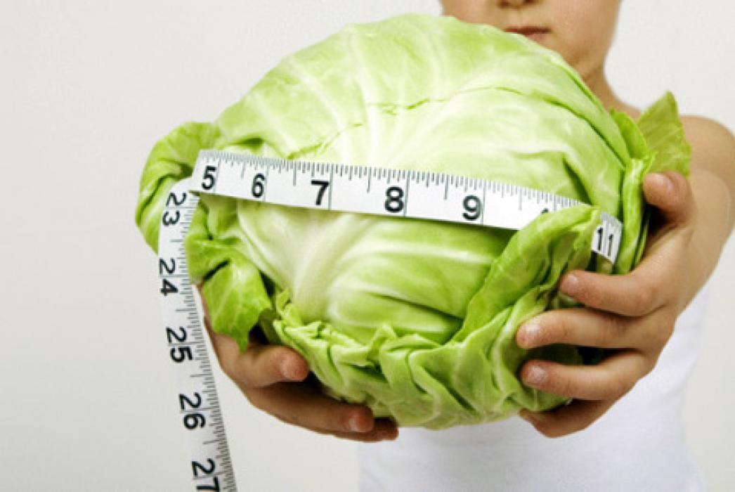 Капустная диета: худейте бюджетно и эффективно