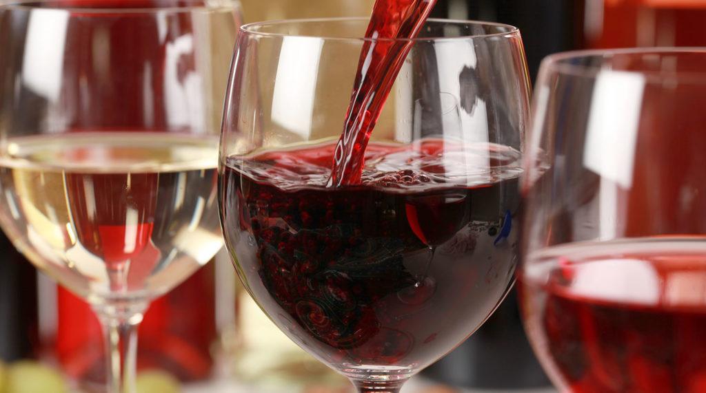 Какие виды вин разрешены на диете