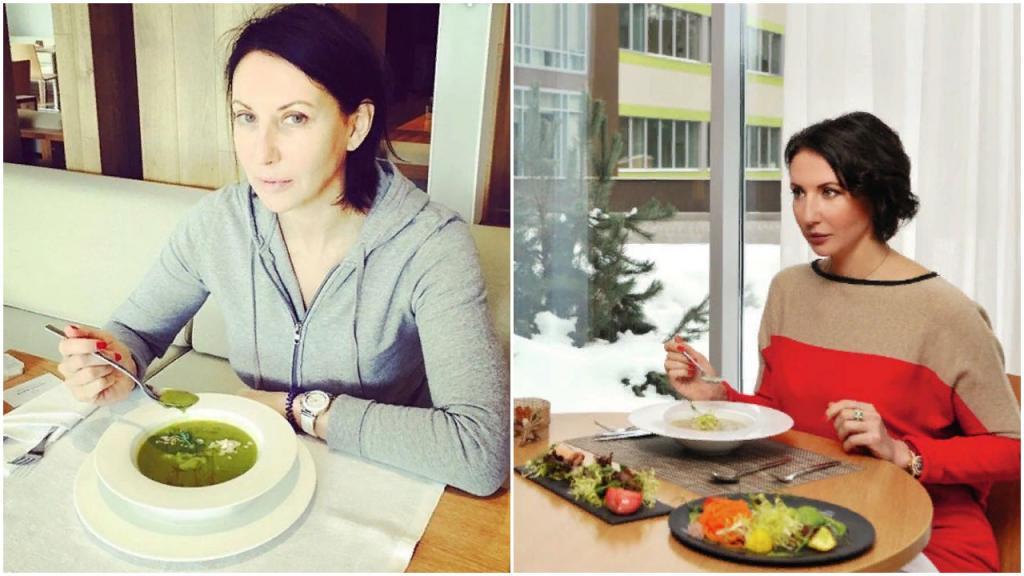 Диета Алики Смеховой: как скинуть 3 кг за 5 дней