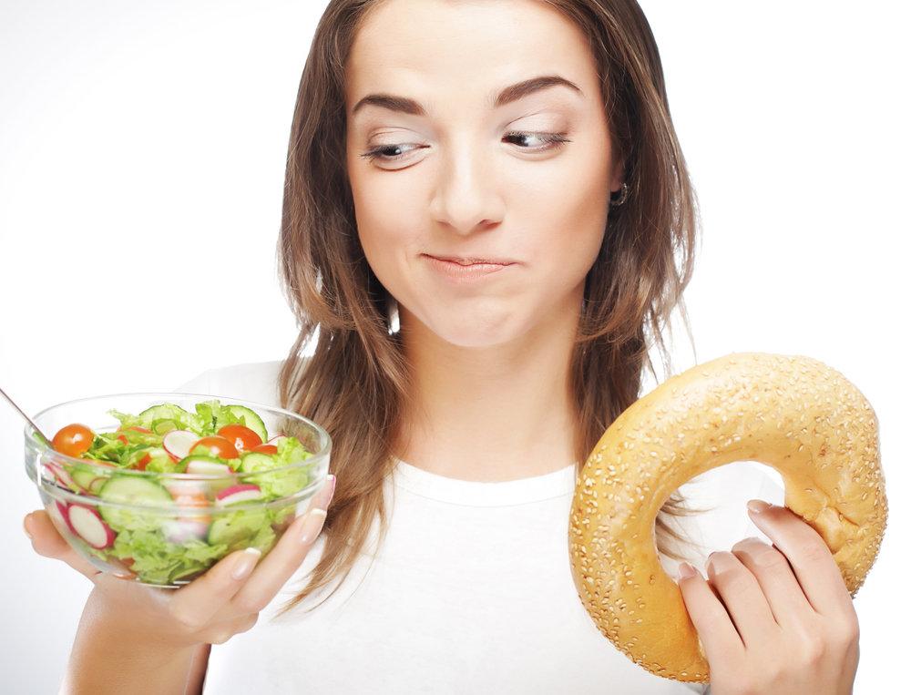 Как изменить отношение к еде и похудеть