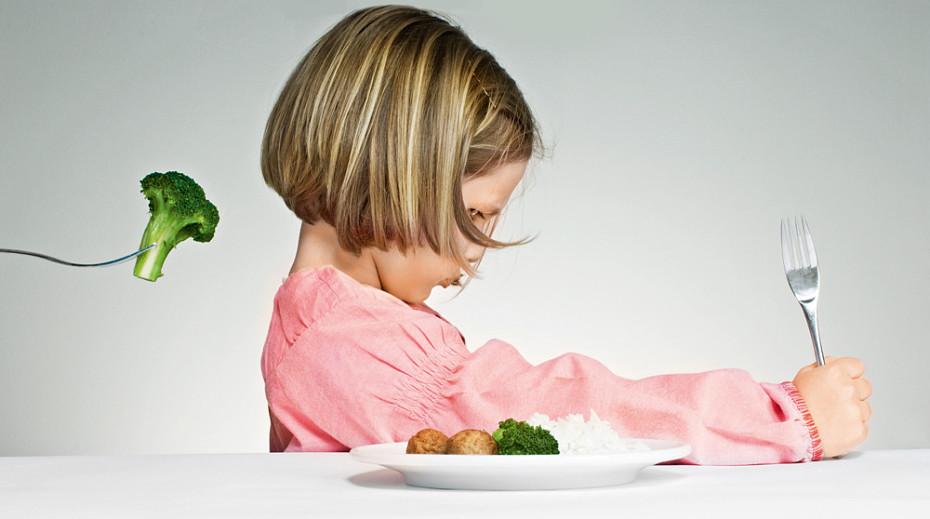 Как полюбить здоровую еду