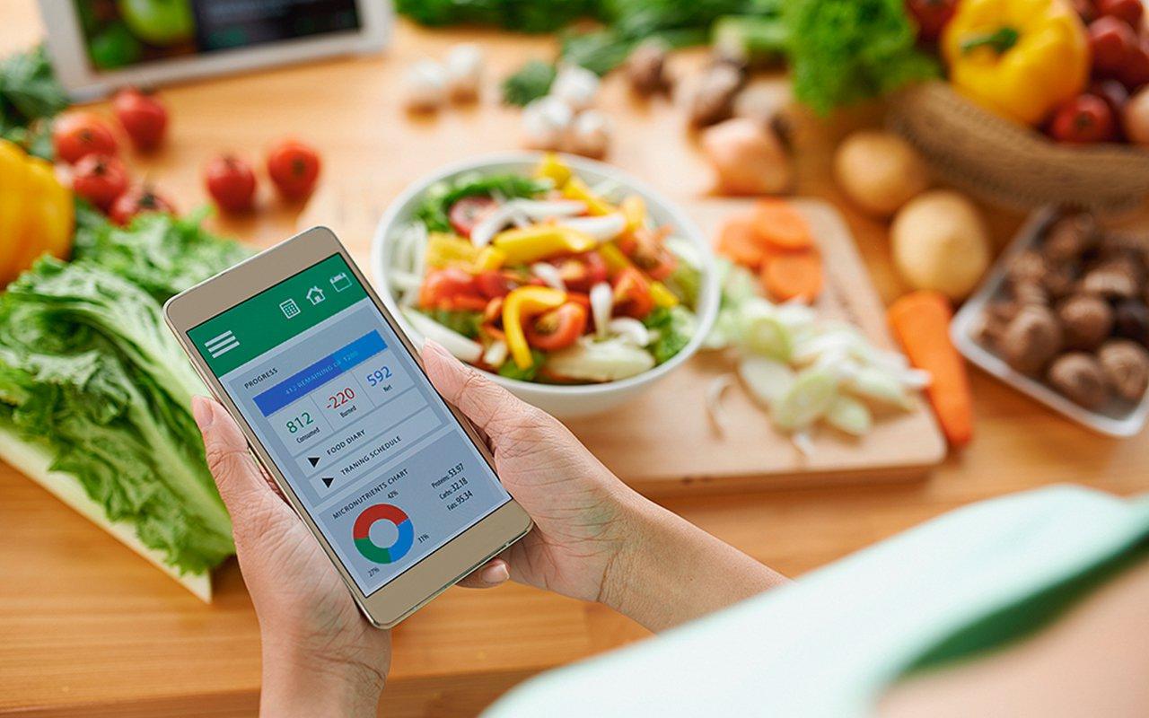 Правила подсчета калорий в еде