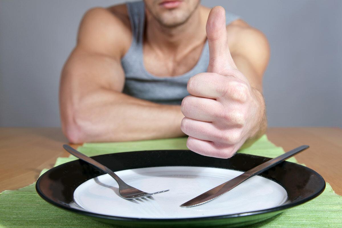 Что будет с телом после краткосрочного голодания