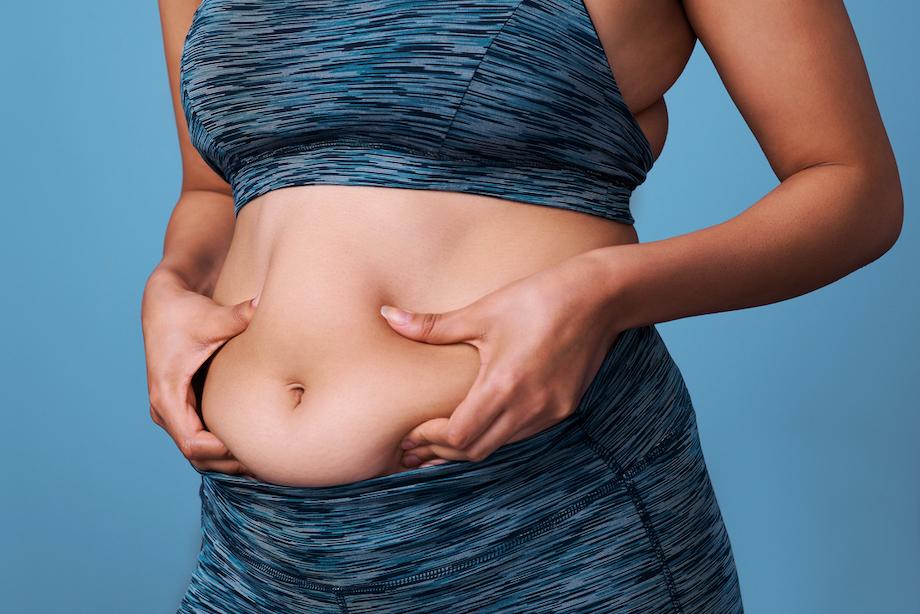 Почему мы толстеем в одной части тела