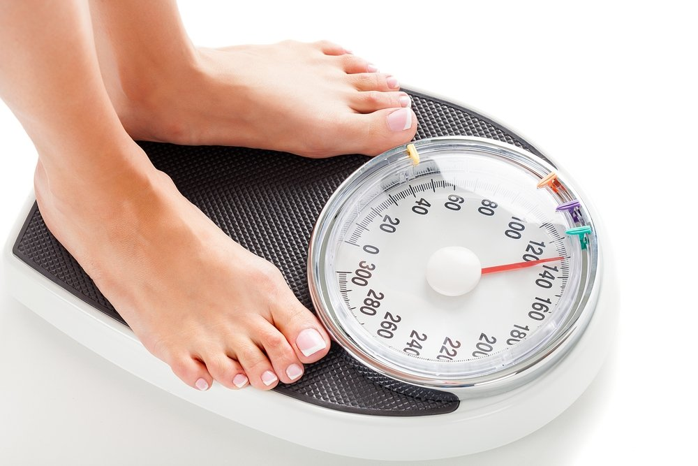 Можно ли набрать вес из-за маленького количества пищи