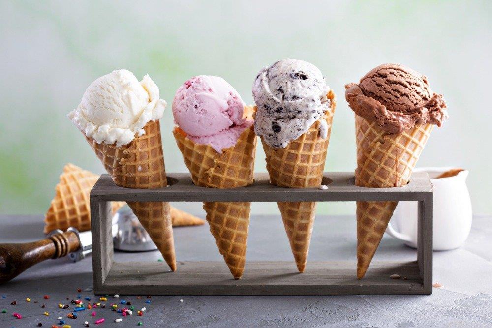Какое мороженое выбрать, чтобы не поправиться