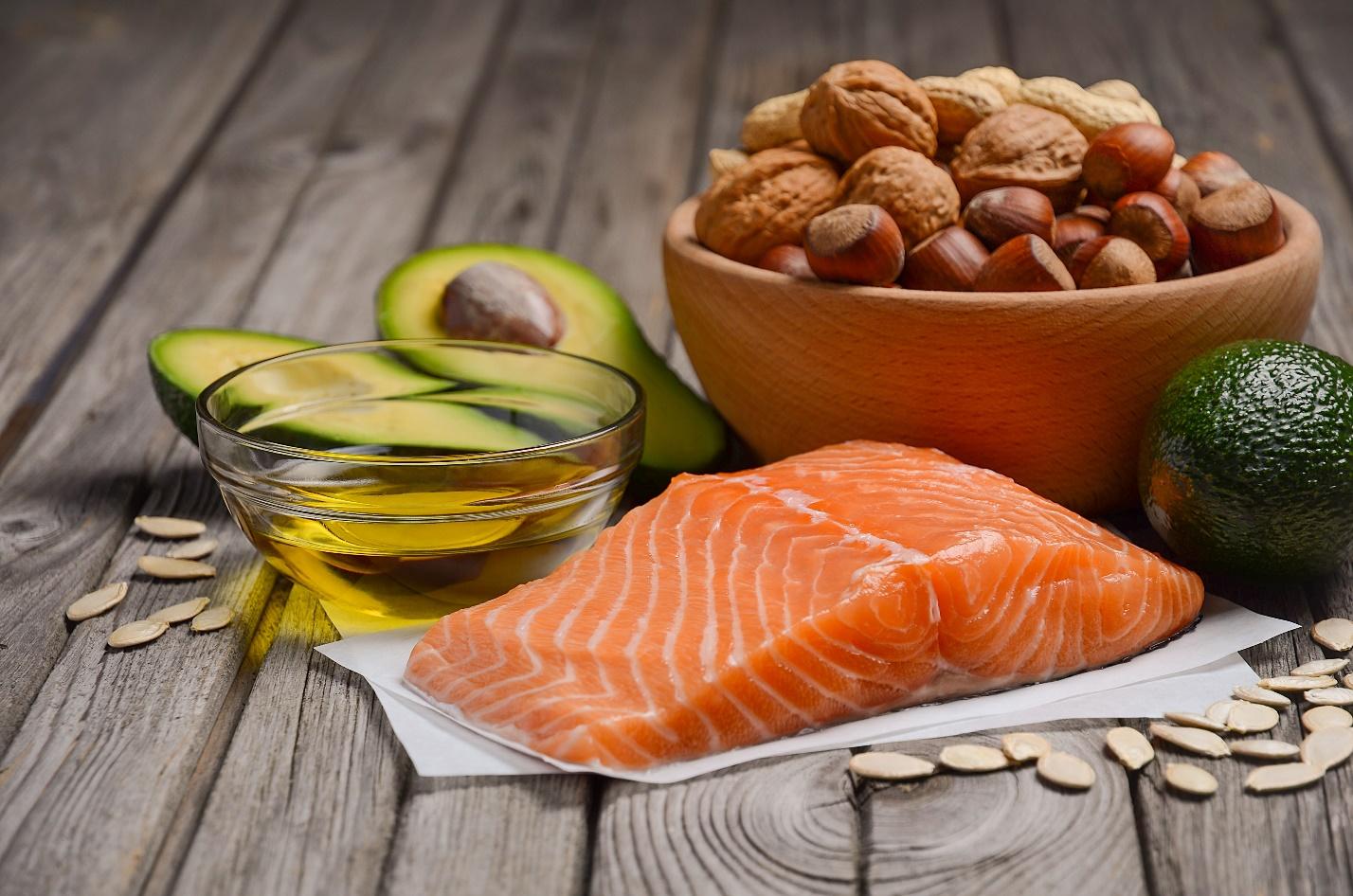 Как Омега-3 влияет на метаболизм