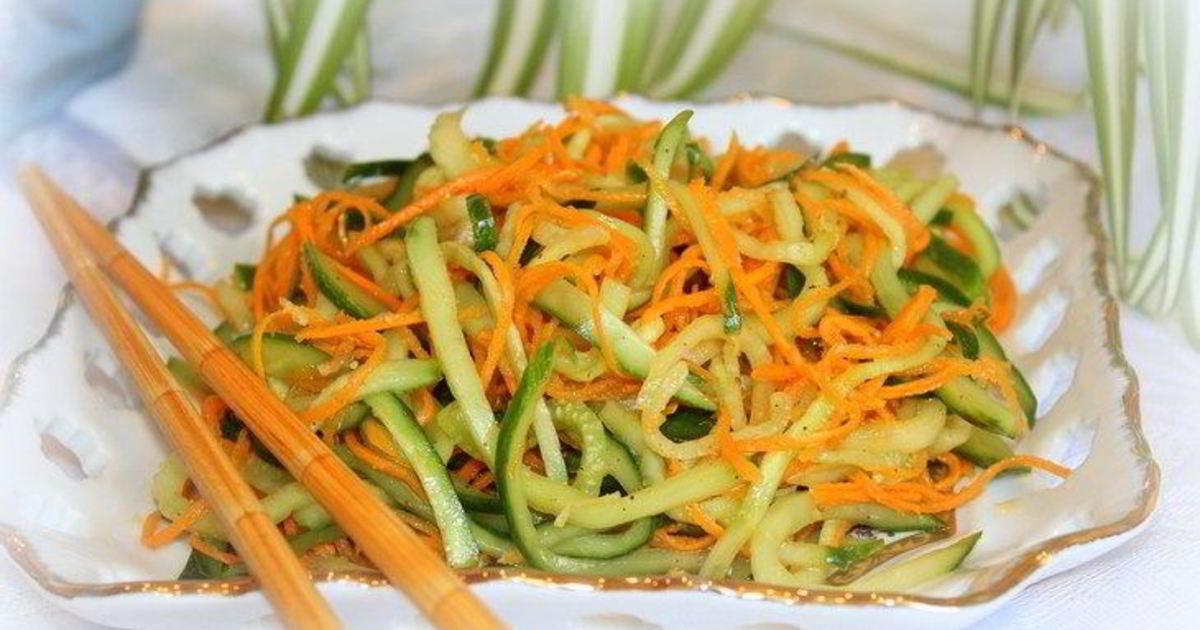 Простой салат без мяса для эффективной сушки тела