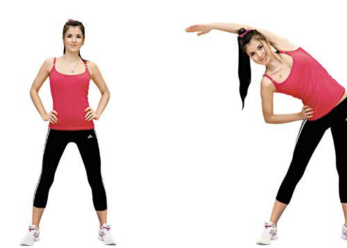Как сделать талию тонкой: упражнения, которые действительно работают