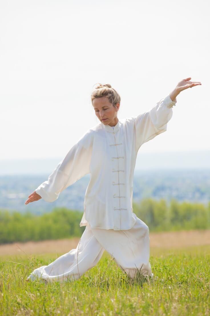 """Гимнастика """"цигун"""" - древнекитайская практика для похудения"""