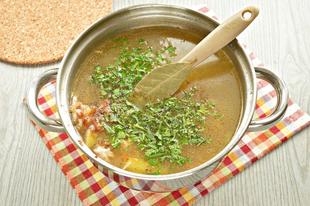 Легкий суп, который поможет похудеть