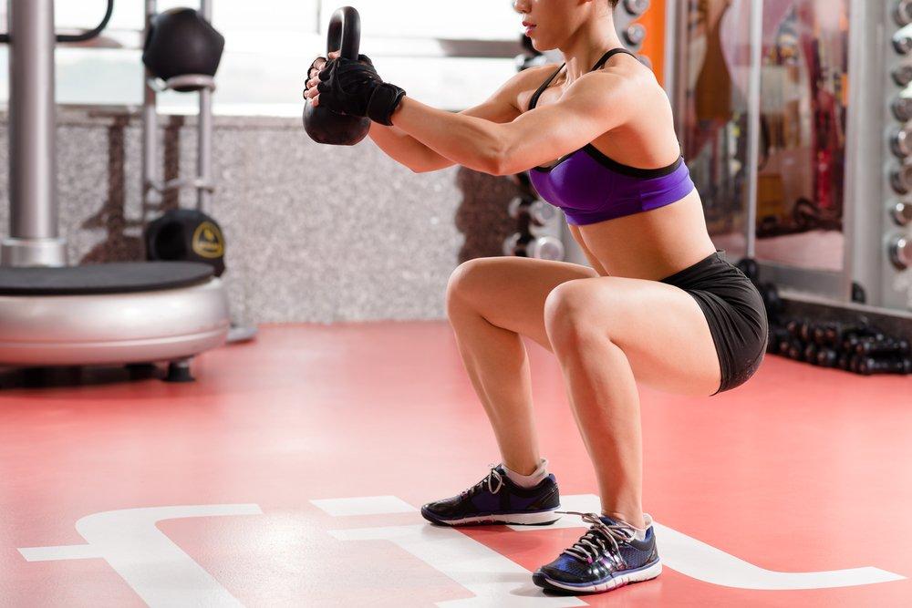 Какие упражнения вредят женской фигуре