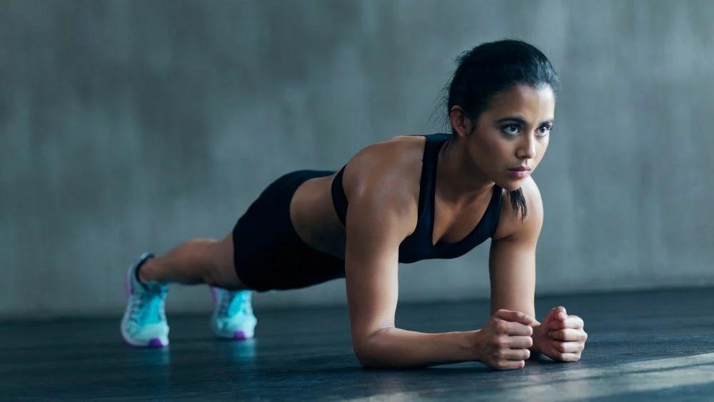 Упражнение, которое заменит полчаса тренировки