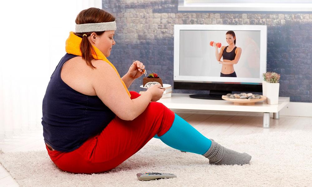Почему человек толстеет: 9 безобидных причин набора веса