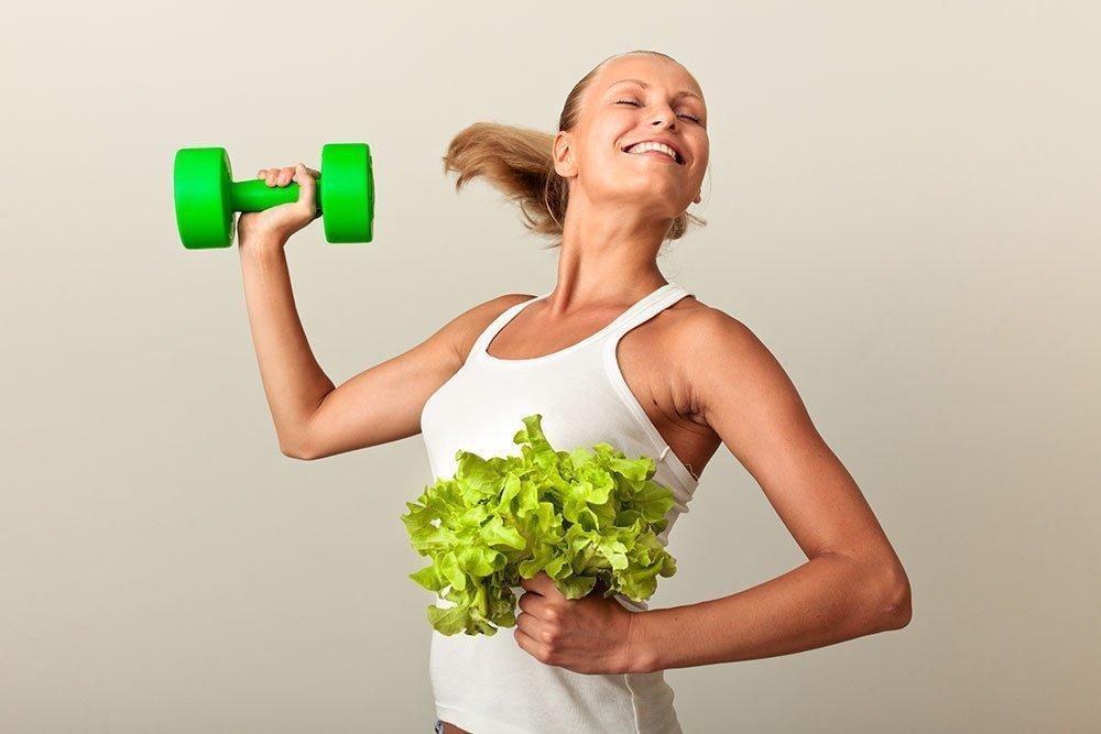 Экспресс-диета: как избавиться от лишних 10-15 кг перед Новым годом