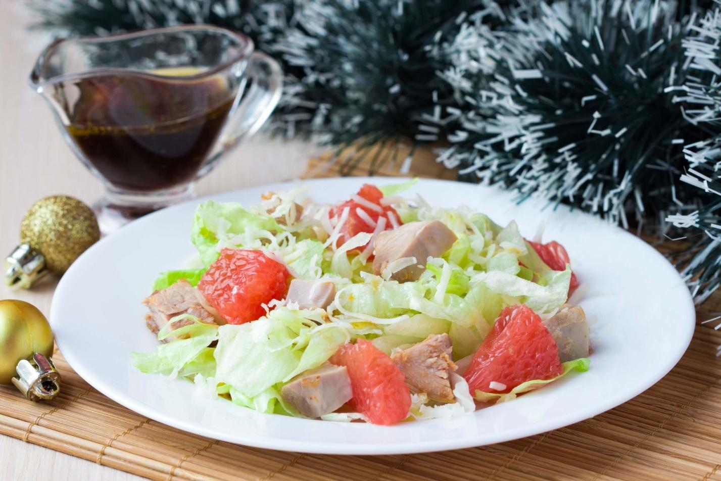 Вредные новогодние блюда: как избежать избытка калорий