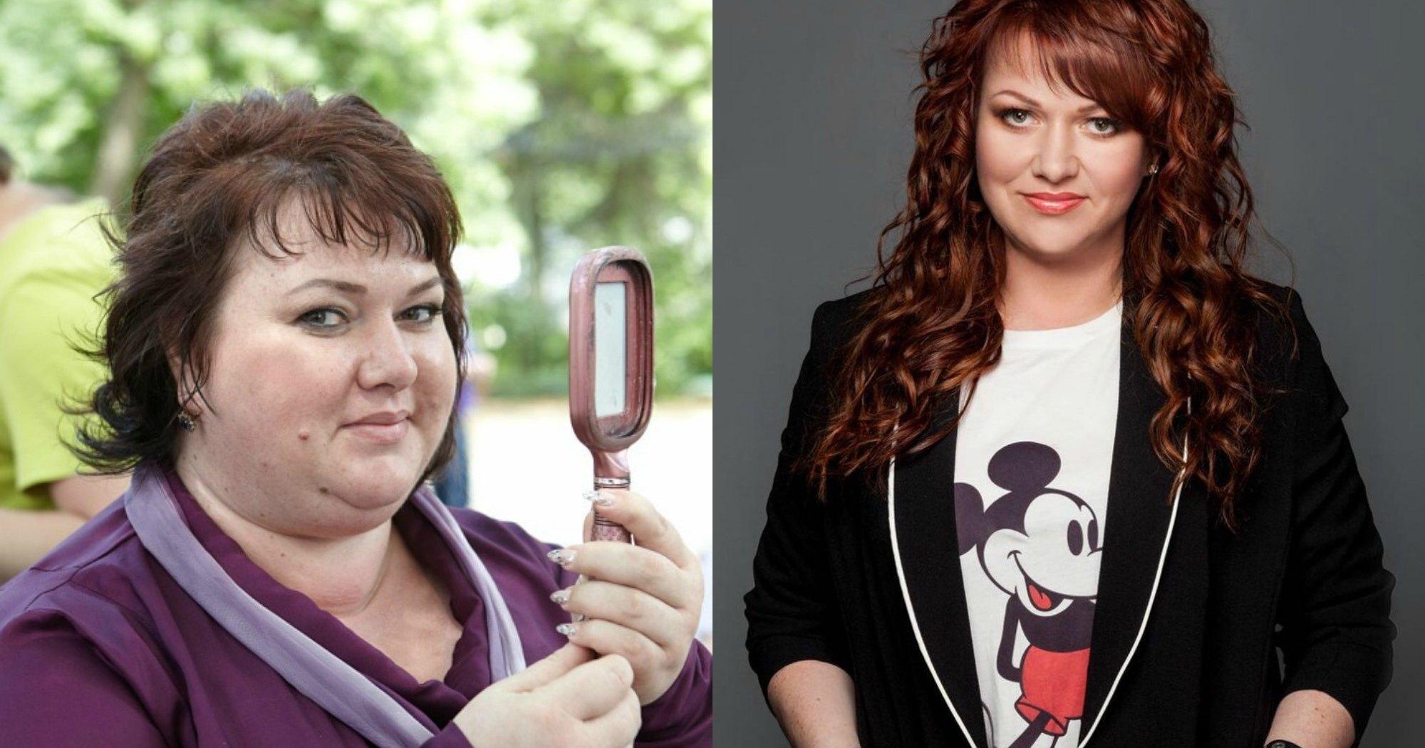 Как худела Ольга Картункова: фото актрисы до и после