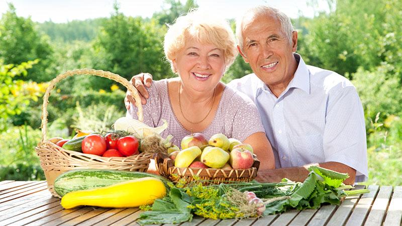 Основы питания для здоровья и долголетия