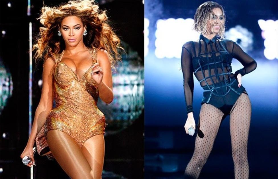 Метод похудения Бейонсе: фото певицы до и после