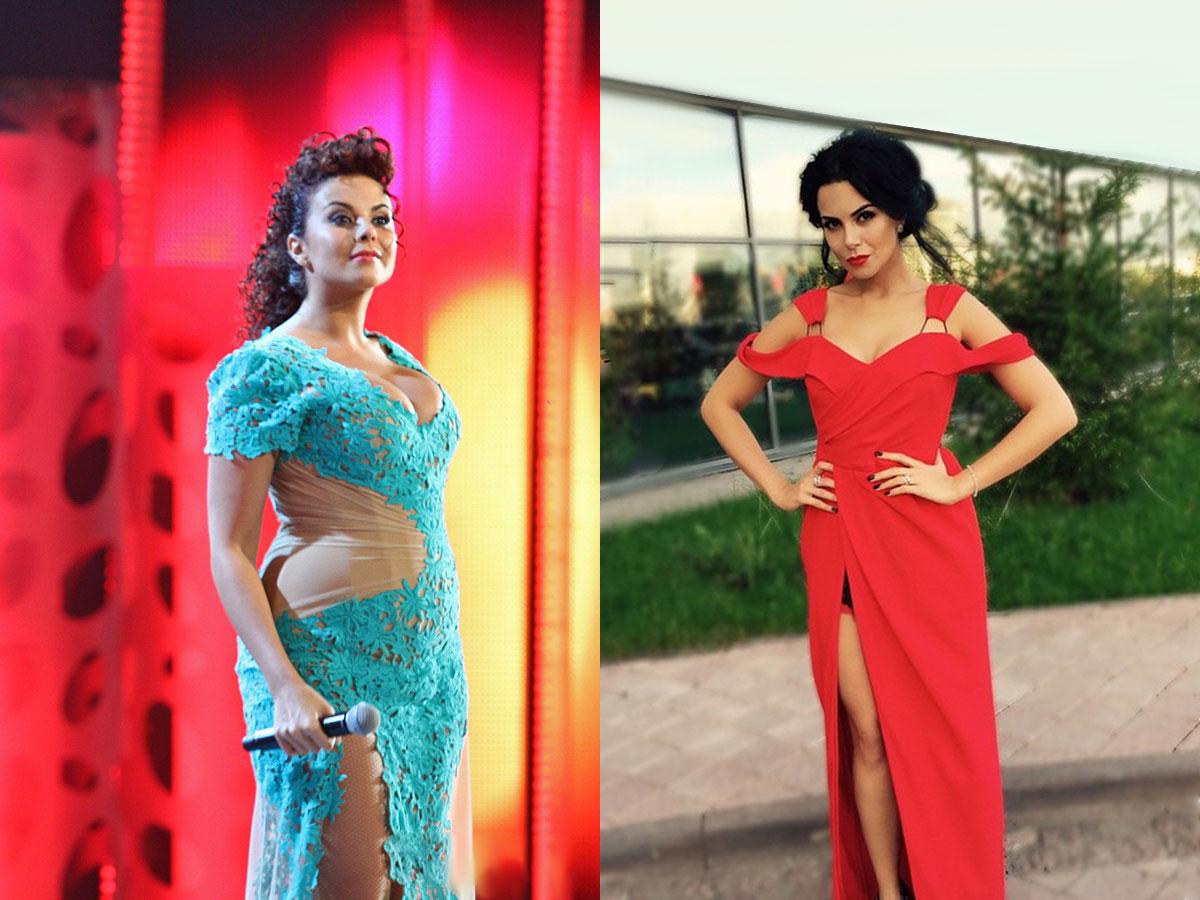 Мотивация для похудения Насти Каменских: фото певицы до и после