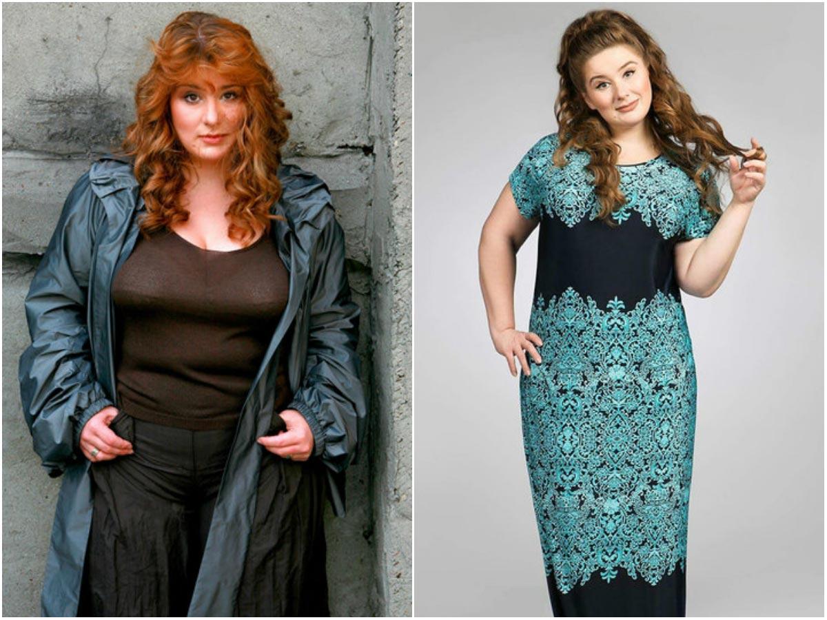 Как худела актриса Юлия Куварзина: фото до и после